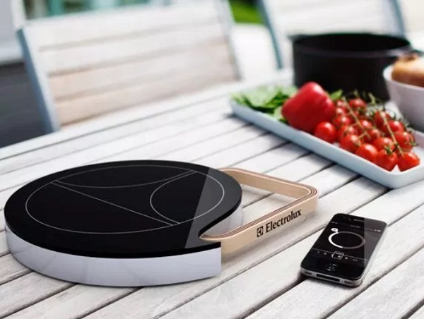 Electrolux Mobile Induction Hot Plate