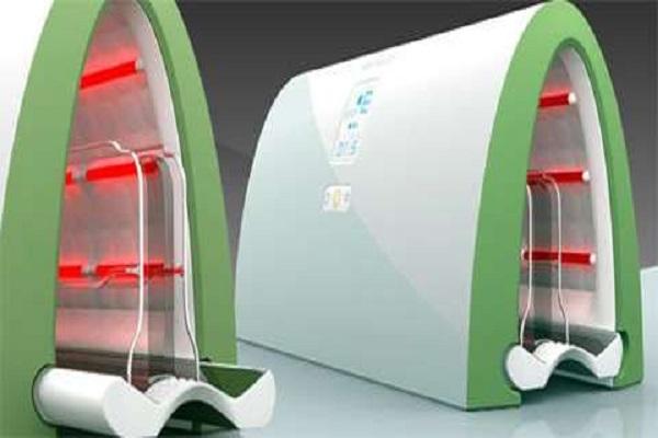 Futuristic Toaster Machine