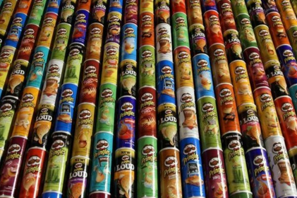 Ten Facts About Pringles Snack Chips You Won't Believe Are Real