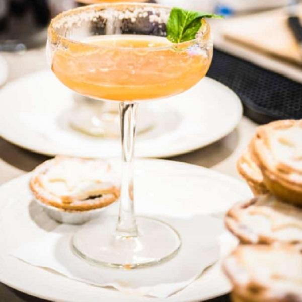 Mincemeat Christmas Martini