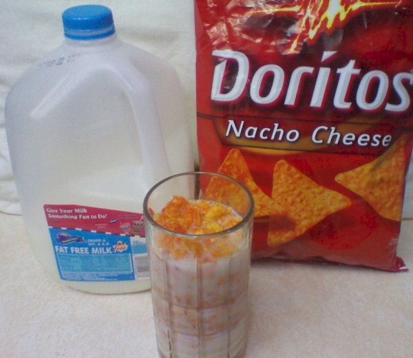 Doritos and Milk