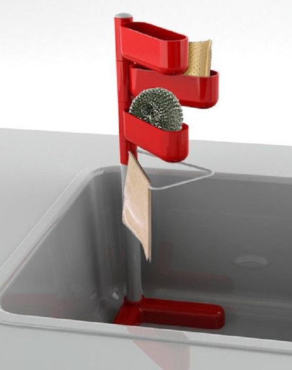 Kitchen Sink Organiser