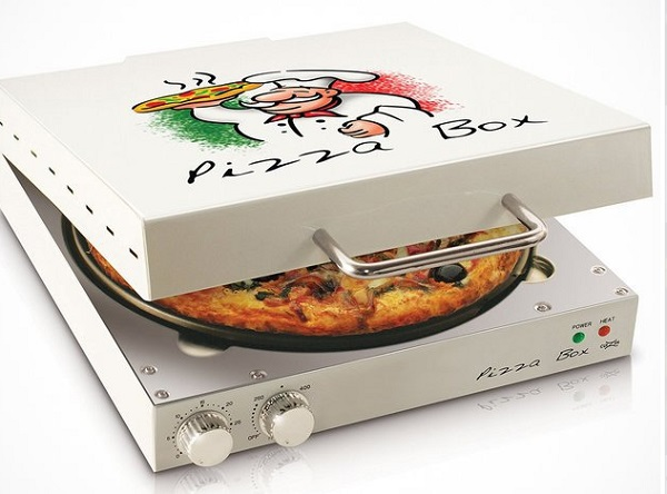 Citizen Piz-4012 Electric Pizza Oven Pizza Box