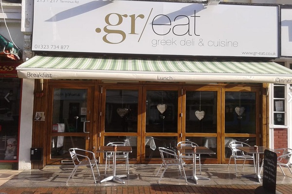 Gr/eat Greek Deli & Cuisine