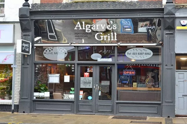 Algarve's Grill, Osborne Rd Southsea, Portsmouth
