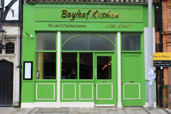 Bayleaf Kitchen, High St, Southampton
