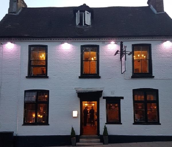 The Black Rat Restaurant, Chesil St, Winchester