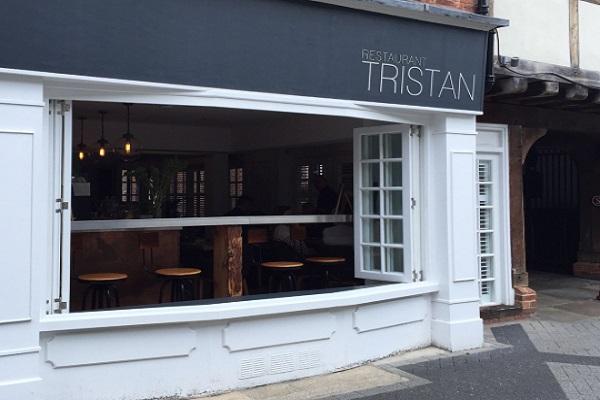 Restaurant Tristan, East St, Horsham