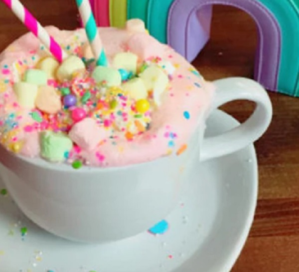Dolly Mixture Hot Chocolate