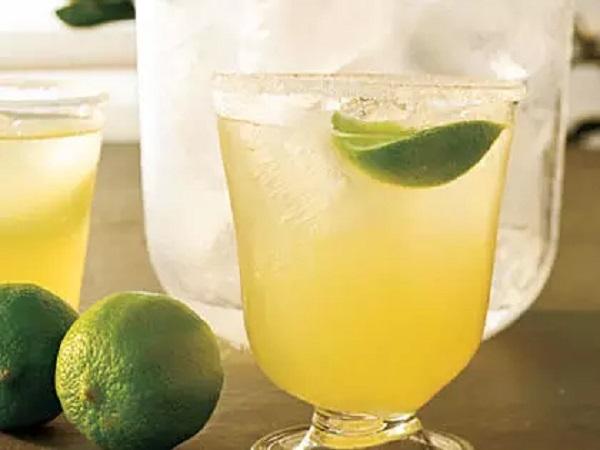Cilantro-Jalapeno Limeade