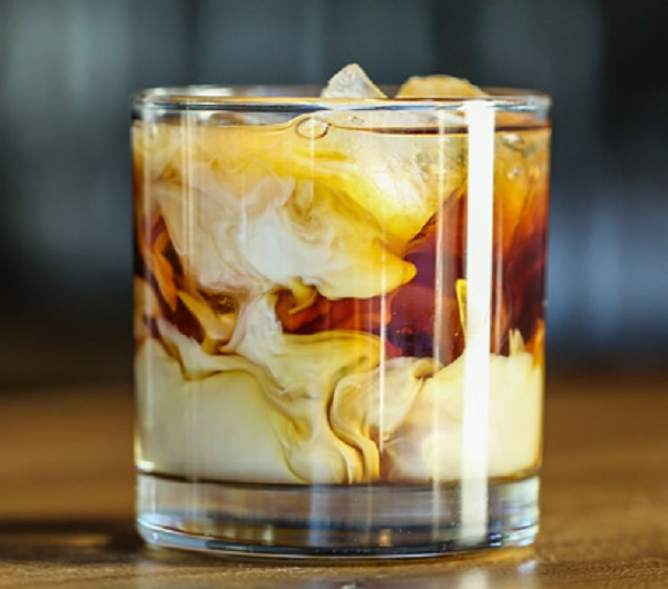 Chocolate & Nutmeg White Russian