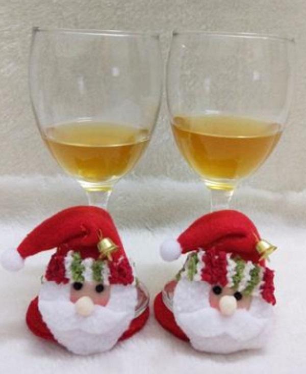 Father Christmas (Santa Claus) Drinks Coasters