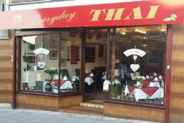 Everyday Thai Restaurant, New Station Rd