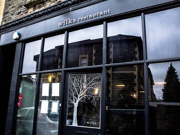 Wilks Restaurant, Chandos Rd