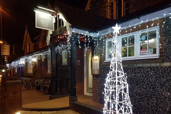 Chez Vous Restaurant, Limpsfield Rd, Warlingham