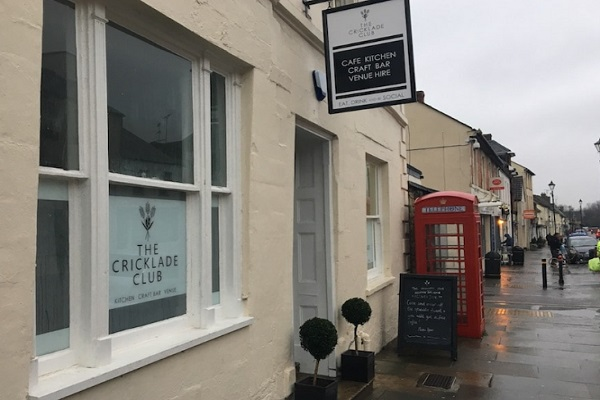 The Cricklade Club, Cricklade, Swindon