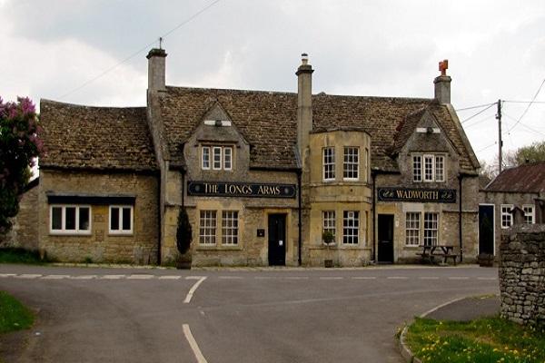 The Longs Arms, Upper South Wraxall, Bradford-on-Avon
