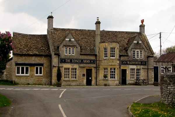 The Longs Arms, Upper South Wraxall, Bradford-on-Avon