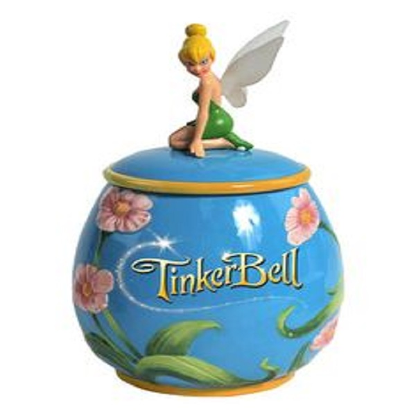Disney Tinker Bell Cookie Jar