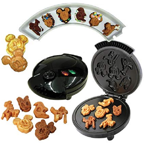 Disney Mickey Mouse & Gang 5 in 1 Waffle Maker