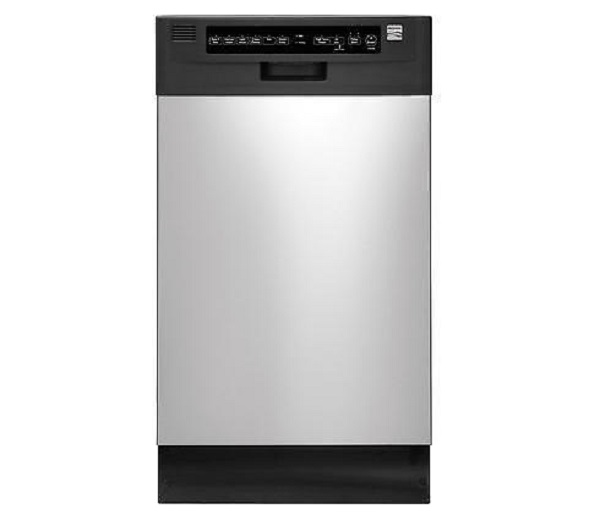 """Kenmore 14663 18"""" Dishwasher"""