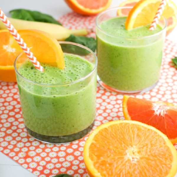 Green Orange Julius