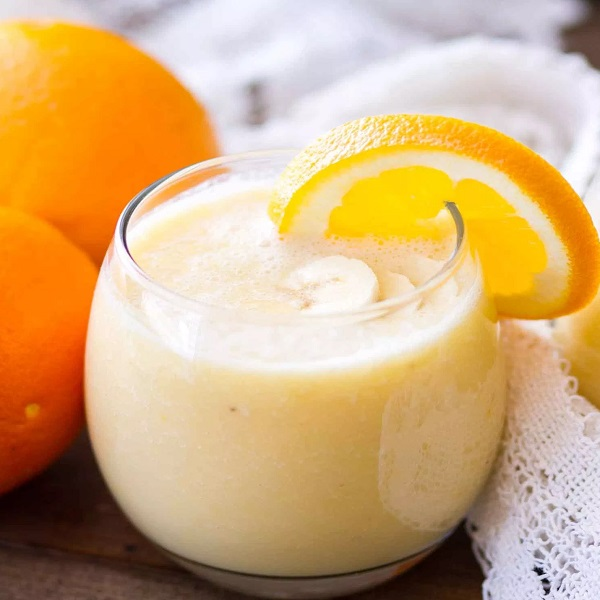 Fresh Orange Smoothie