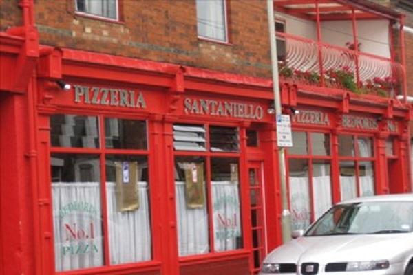 Pizzeria Santaniello, Newnham St, Bedford