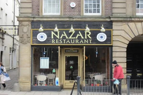 Nazar Turkish Restaurant, High St, Bedford