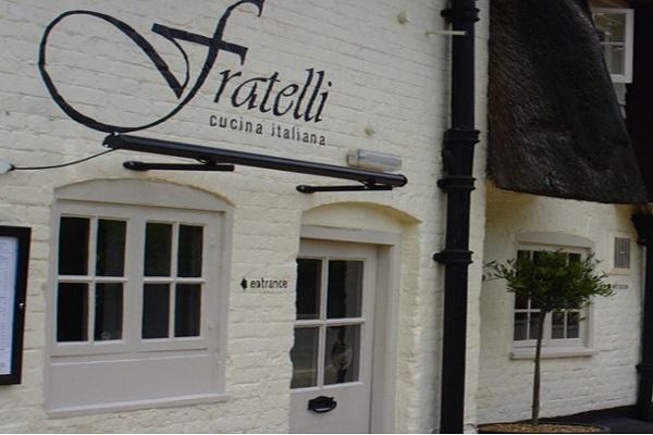 Fratelli Italian Restaurant, Woburn, Milton Keynes