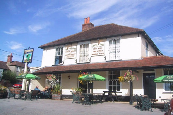 The Elm Tree, Beech Hill, Reading