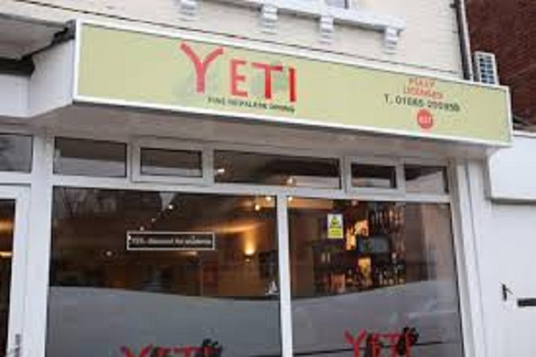 Yeti Restaurant, Cowley Rd, Oxford