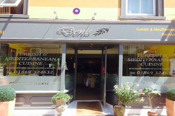 Denis Restaurant, Sheep St, Bicester