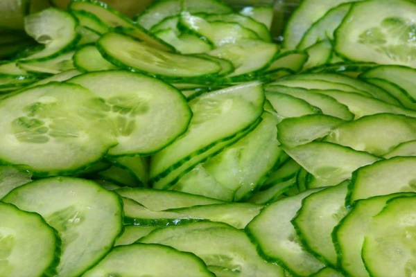 Did you Know Cucumber is Good For Your Nails?