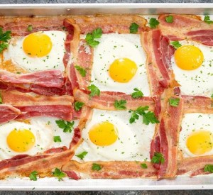 Ten Great Ways to Enjoy Bacon and Eggs