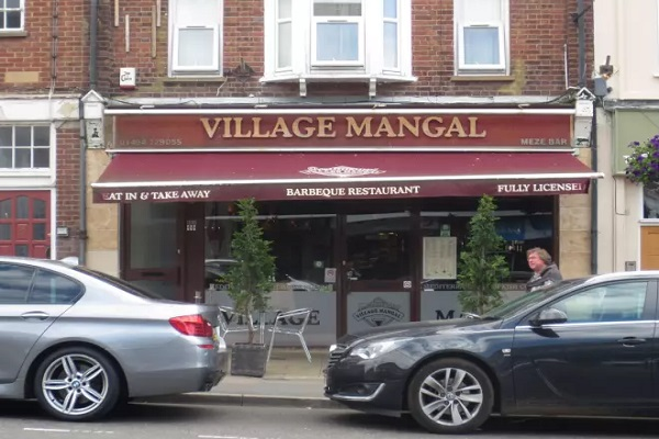 Village Mangal Amersham, Hill Avenue, Amersham