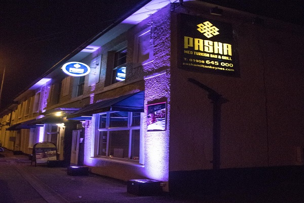 Pasha Turkish Grill Restaurant, Bletchley, Milton Keynes
