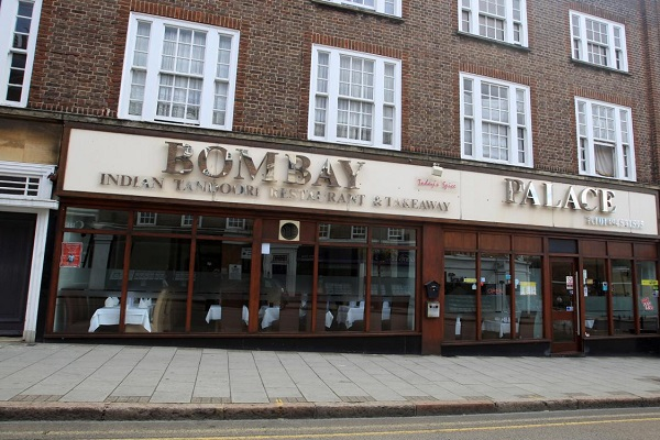 Bombay Palace, Crendon St, High Wycombe