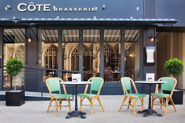 Côte Brasserie, Church St, Peterborough