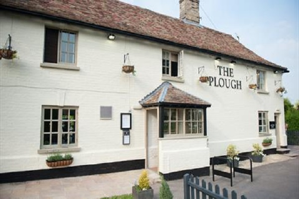 The Plough, Coton, Cambridge