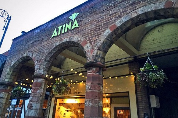 Atina Kitchen, Foregate Street, Chester