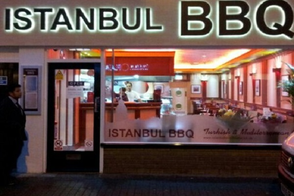 Istanbul BBQ, 85 Brook St, Chester