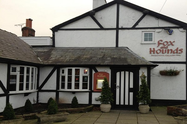 The Fox & Hounds, Holmes Chapel Rd, Crewe