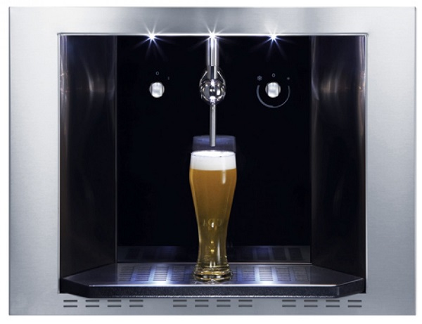 CDA Integrated Compact Draught Beer Dispenser