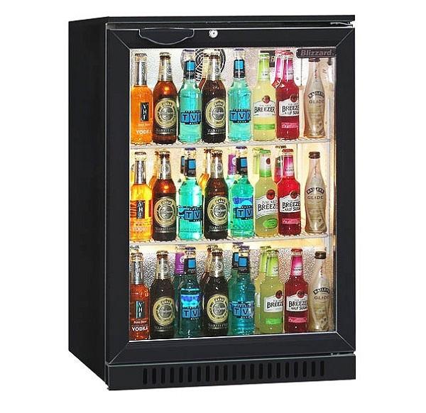 Blizzard BAR1 Single Door Bottle Cooler