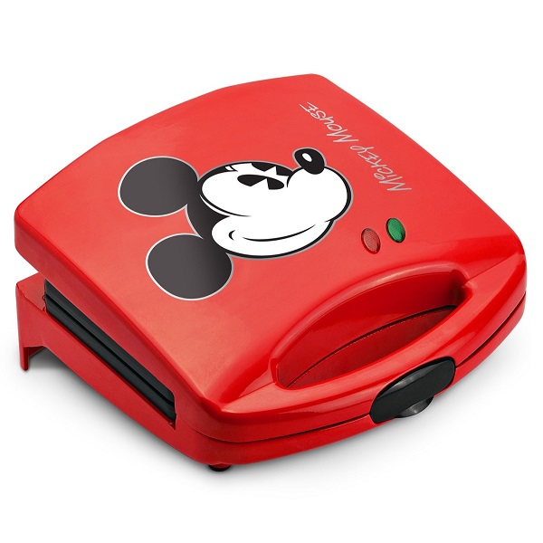 Mickey Mouse Grilled Cheese Sandwich Toaster