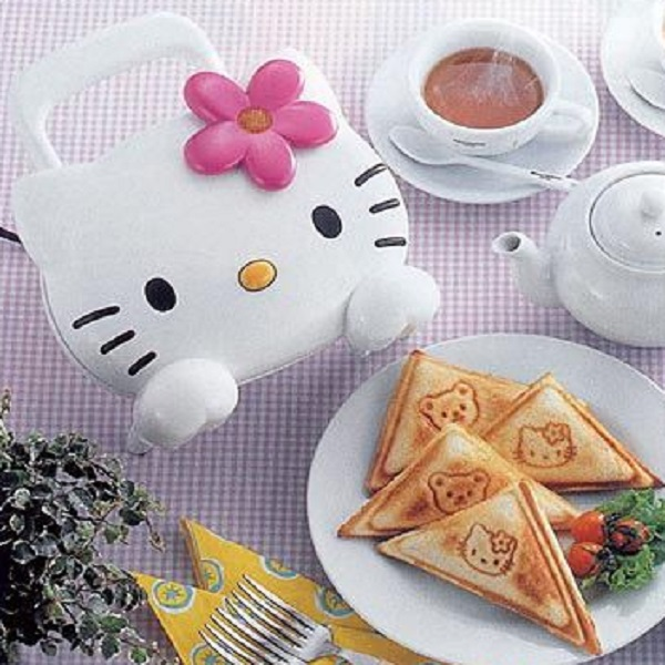 Ten Unusual Crazy and Fun Grilled Cheese Sandwich Toasters