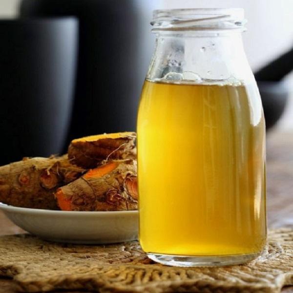Ginger Turmeric Root Tea