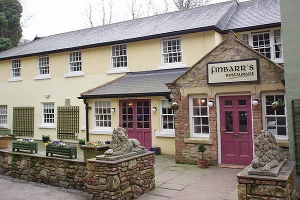 Finbarr's Restaurant, Aykley Heads, Durham