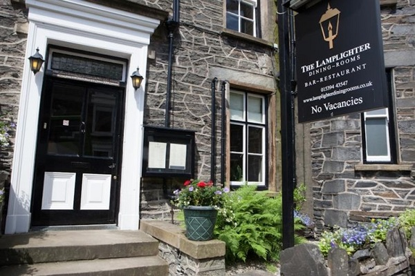 The Lamplighter Dining Rooms, High St, Windermere